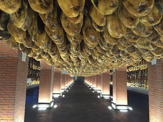 seleccion de jamones