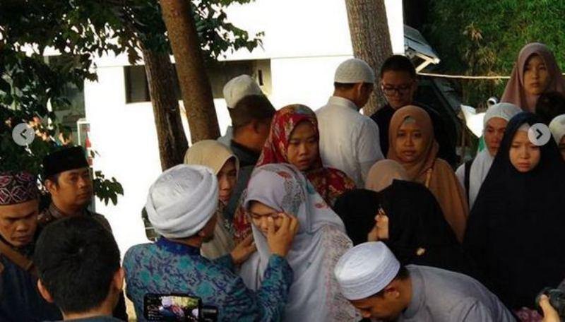 Kode Lucu Aa Gym ke Santri pada Subuh Hari, Sebelum Deklarasi Dukung Prabowo