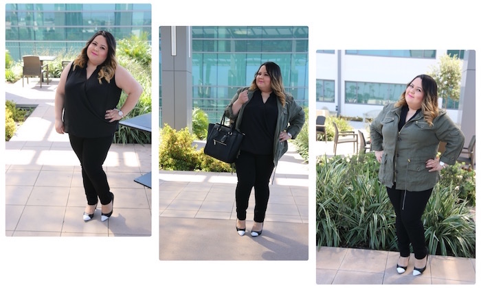 dress in style even if you are plus size