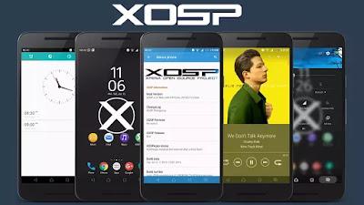 Download XOSP Nougat 7.1.2 Custom Rom For Redmi Note 3 pro prime