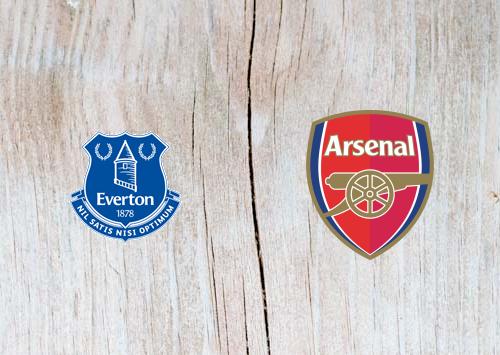 Everton vs Arsenal Full Match & Highlights 7 April 2019
