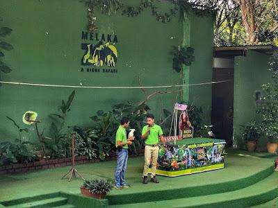 Tempat Menarik di Melaka Zoo Melaka