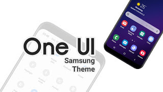 Download Tema One UI Samsung Oreo & Nougat