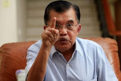 Wapres JK   PNBP atas keputusan Jokowi