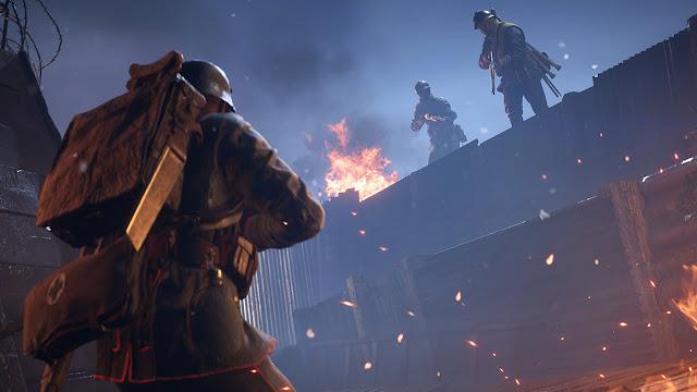 Battlefield V é extremamente decepcionante