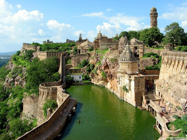 Chittorgarh: Hill Forts of Rajasthan