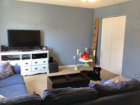 Seven Town Way Minor Living Room Updates
