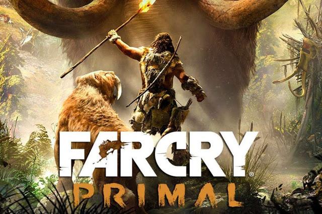 تحميل لعبة far cry primal بحجم 9 جيجا