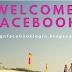 Welcome Facebook Login Up