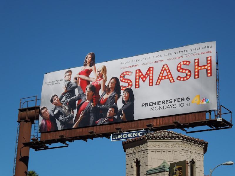 Smash season 1 billboard