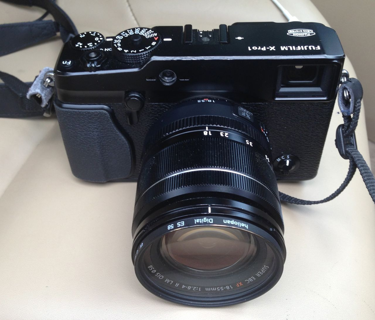 Is the Fuji X Pro1 a Leica replacement?