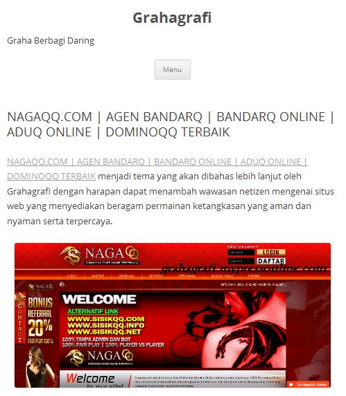 Postingan Grahagrafi NAGAQQ