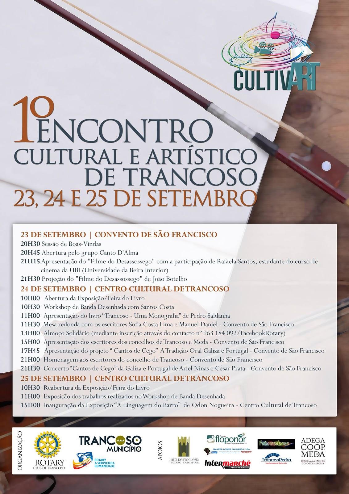 Encontro Cultural Trancoso 2016