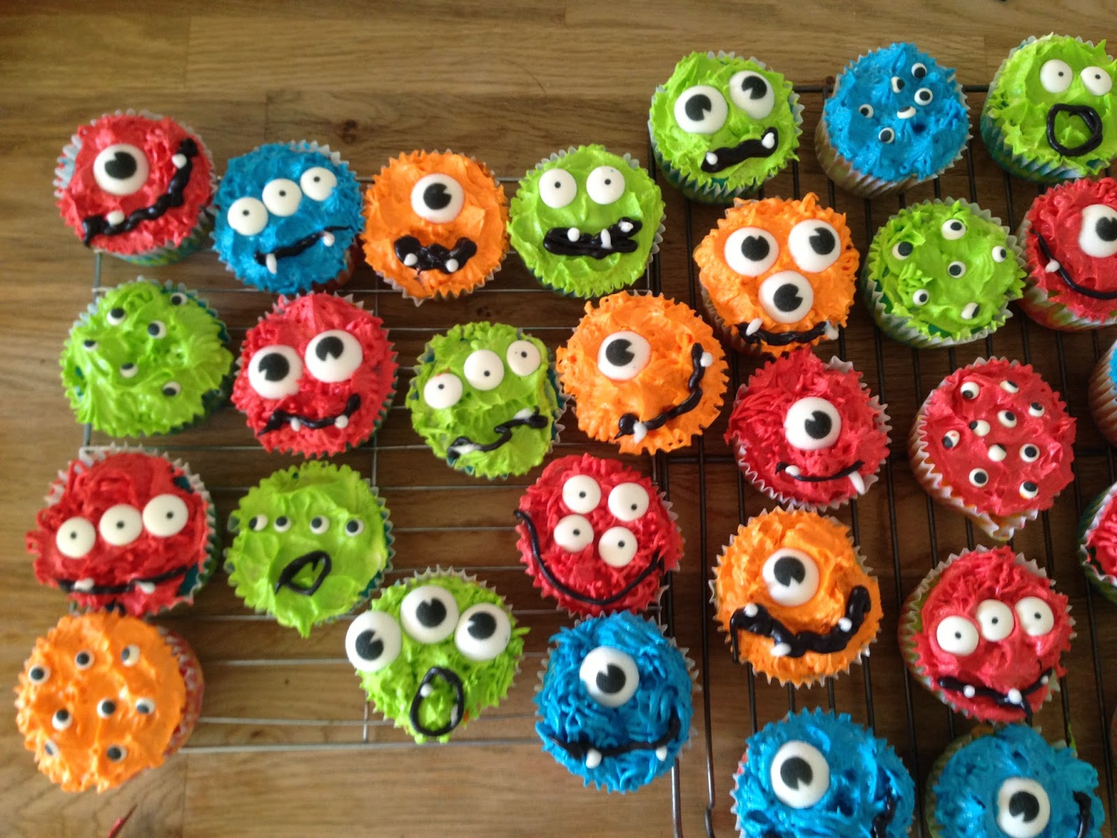 Cupcake Halloween Decoration