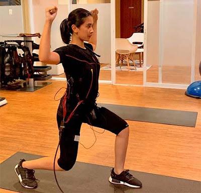 Nadya Arina Olahraga