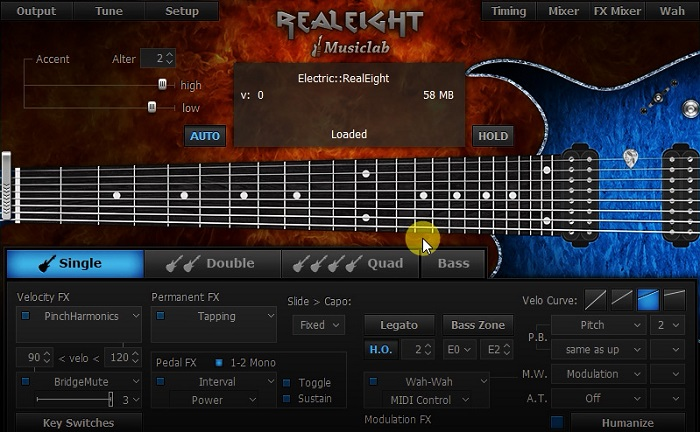 System Requirements Musiclab RealEight v4