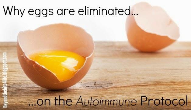 The Autoimmune Paleo Protocol: Eggs - Beyond the Bite