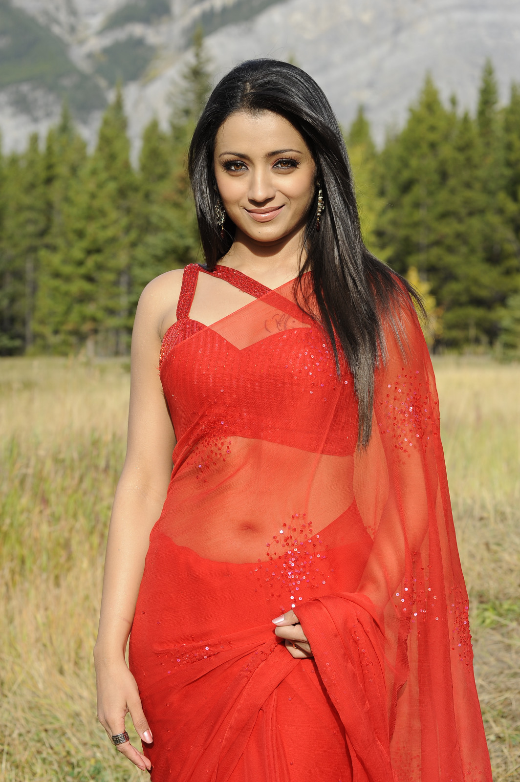 trisha krishnan hot photos