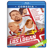 La Suerte de los Logan (2017) Full HD BRRip 1080p Audio Dual Latino/Ingles 5.1