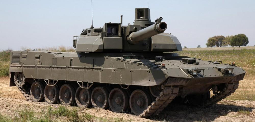 Euro Main Battle Tank