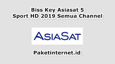 Biss Key Asiasat 5