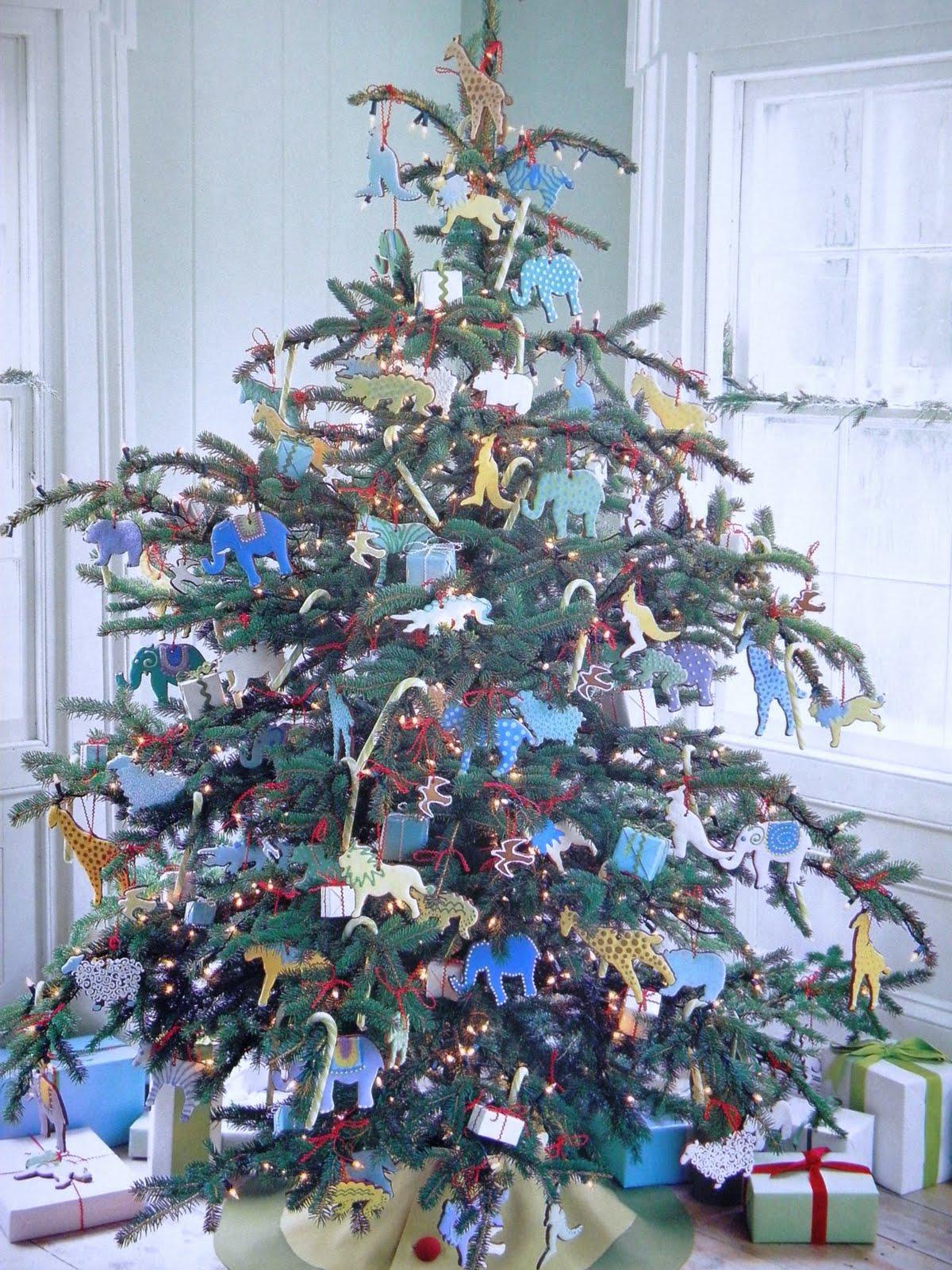 Bear Christmas Tree