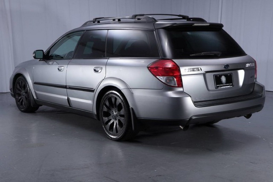 Used Subaru Wrx Sti >> Rare Turbo Manual 2008 Subaru Outback XT Could Be Your ...