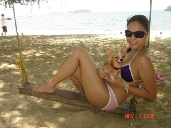 Gretchen fullido bikini pictures