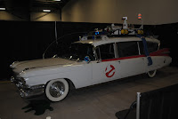 Ecto-1. Ottawa Comicon 2016.