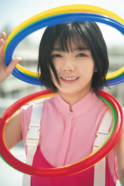 Karin Fujiyoshi 藤吉夏鈴, Ex-Taishu 2019.11 (EX大衆 2019年11月号)