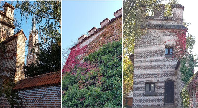 Stadtmauer Landshut