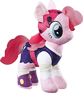 My Little Pony the Movie 9 Inch Pinkie Pie Pirate Plush