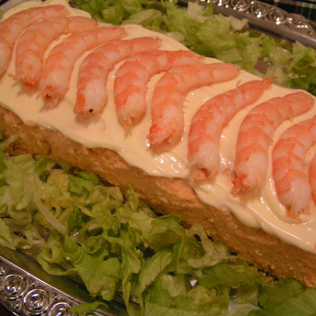 Pastel de pescado y marisco - Morrico Fino
