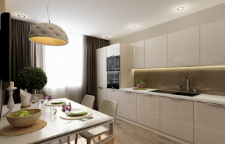 Rumah Minimalis 1 Lantai Tampak Depan Lengkap Desain Interior
