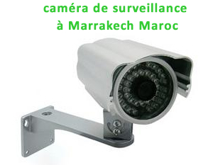 camera de surveillance marrakech