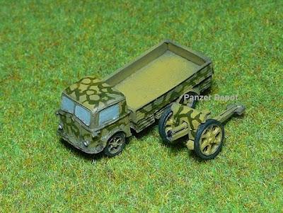 Fiat 626 Truck