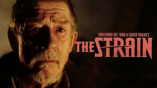 Fangs For The Fantasy: The Strain, Season 1, Episode 9: The