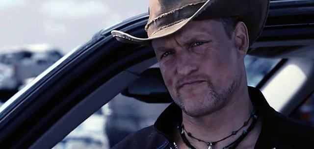 Woody Harrelson în Zoombieland