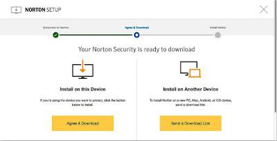 Norton.com/nu16, Norton setup