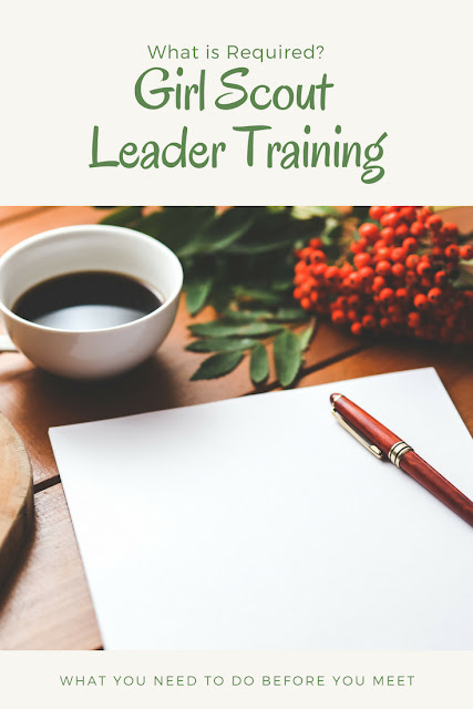 Training for Girl Scout Leaders