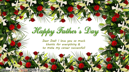 Sublime Happy Fathers Day 2017 Greeting Message Wishes Pictures