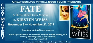 Upcoming Blog Tour 11/18/19
