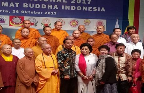 Perppu Ormas Disahkan, Walubi Puji Keberanian Presiden Jokowi