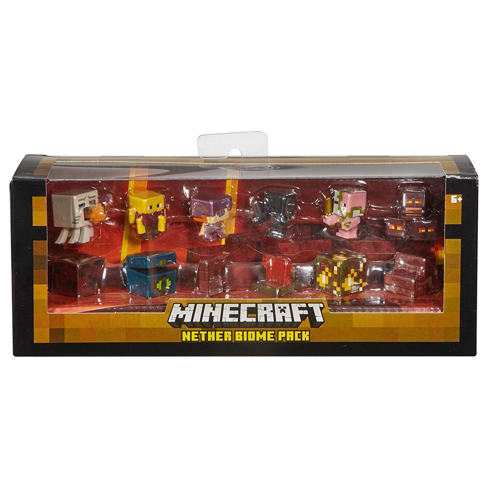 minecraft other mini figures minecraft merch. Black Bedroom Furniture Sets. Home Design Ideas