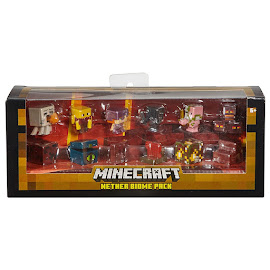 Minecraft Biome Packs Blaze Mini Figure