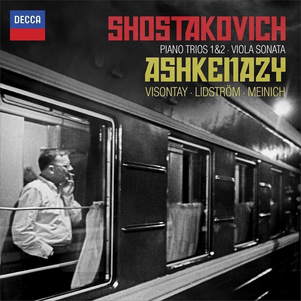 IN REVIEW: Dmitri Shostakovich - PIANO TRIOS NOS. 1 & 2, VIOLA SONATA (DECCA 478 9382)