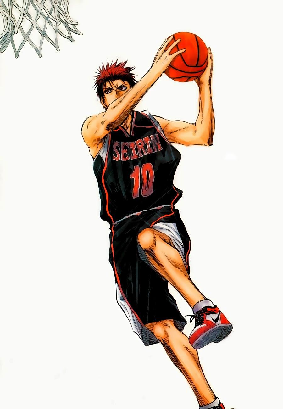 Kuroko No Basket chap 235 trang 1
