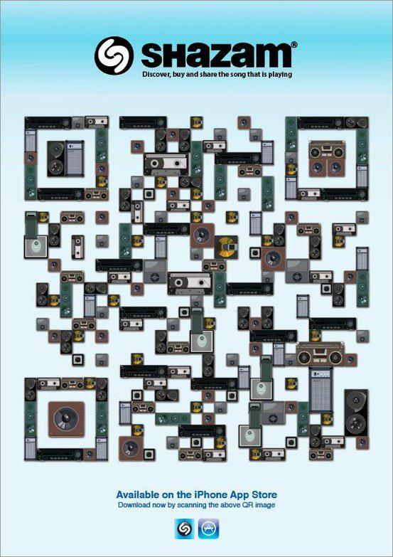 Qr Codes Anywhere