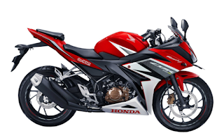 Honda CBR150R Racing Red terbaru 2016