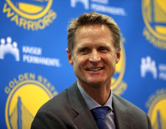 Steve Kerr: Boston Terlihat Seperti Tim Masa Depan Di Timur